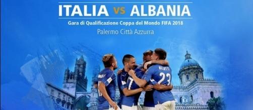 Italia-Albania, qualificazioni Mondiali 2018