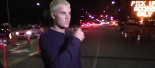 Justin Bieber surprendeu novamente