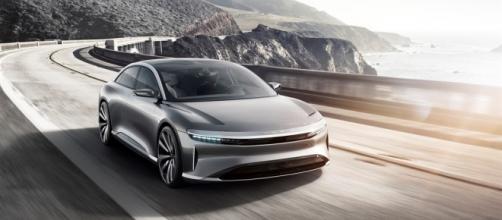 Lucid Motors Air: 1.000 CV per la rivale della Tesla - News ... - automoto.it