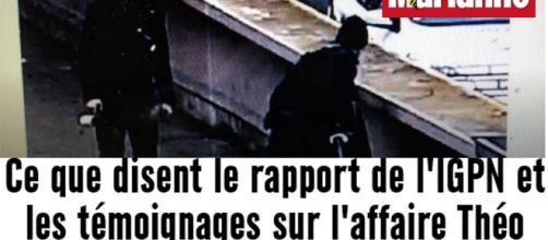 Marianne s'est procuré le rapport de l'IGPN sur l'affaire Théo. De quoi abonder les propos de Marine Le Pen et du Front national