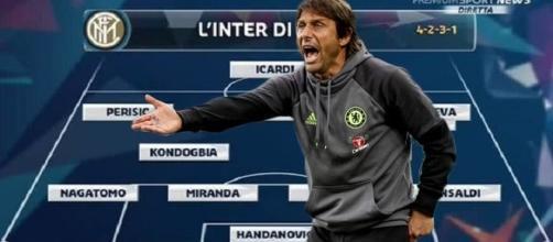 Nasce l'Inter di Antonio Conte