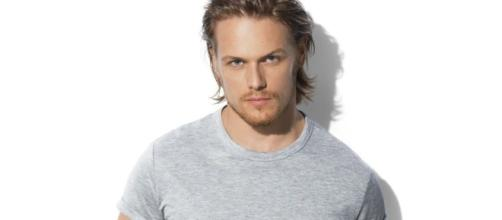 Sam Heughan was tired of shippers bullying his girlfriend -- Source: Pinterest.com