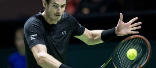 Tennis: Andy Murray hampered by no coach and ill playing partners ... - thenational.ae