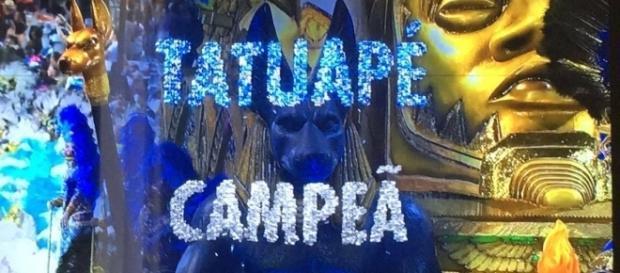 A disputa foi acirrada entre Acadêmicos do Tatuapé e Dragões da Real