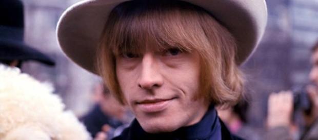 Brian Jones, Green Park di Londra, 1967
