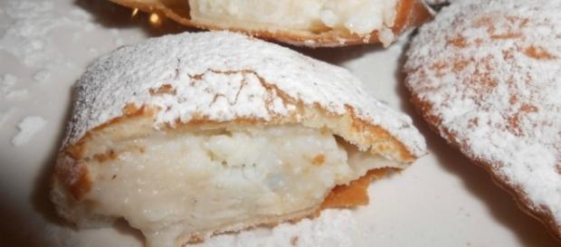 Cassatelle siciliane con ricotta