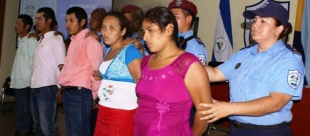 Cinco pessoas foram detidas, acusadas de participação no ritual de exorcismo que matou Vilma Trujillo, na Nicarágua.