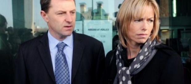 Gerry e Kate McCann criticados por deixarem os filhos sozinhos