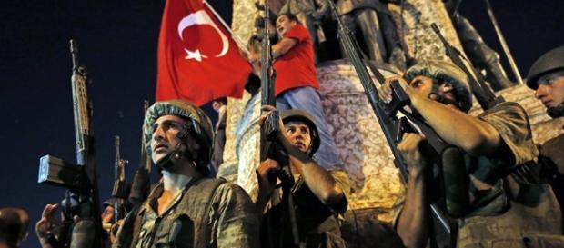 I giovani soldati turchi non fanno paura come i giannizzeri