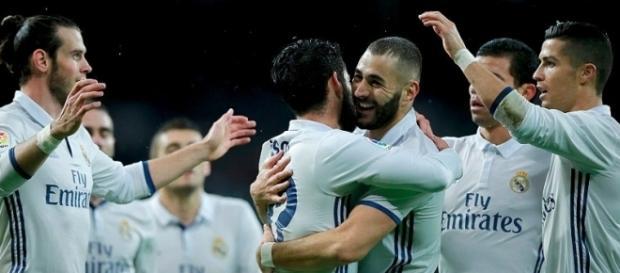 Real Madrid-Athletic Bilbao, le Real s'impose dans la douleur- Alvinet - alvinet.com