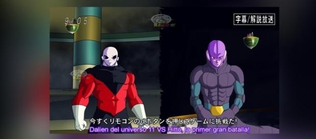 Una de las batallas más esperadas del torneo del poder.