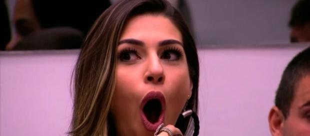 Vivian no Big Brother Brasil 17