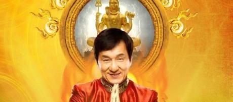 Jackie Chan from 'Kung Fu Yoga' (Image credits: rameshlaus)