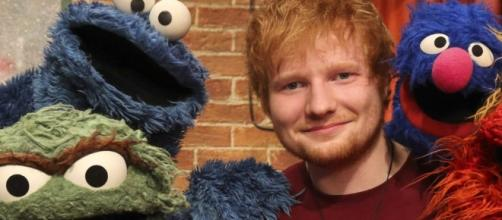 Ed Sheeran sings with the Sesame Street gang - BBC Newsbeat - bbc.co.uk