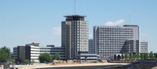 Fotografia del Hospital La Paz (Madrid)