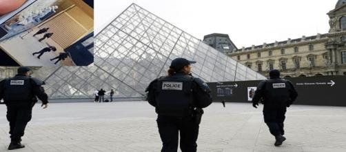 Musée du Louvre : attentat terroriste avorté