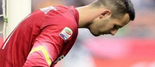 Possibile cessione per Samir Handanovic