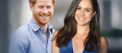 Prince Harry and Meghan Markle - Photo: Blasting News Library - eonline.com