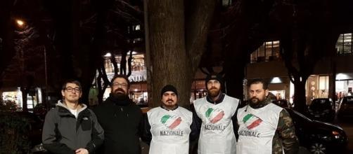 Solidarietà Nazionale all'Eur (Roma)