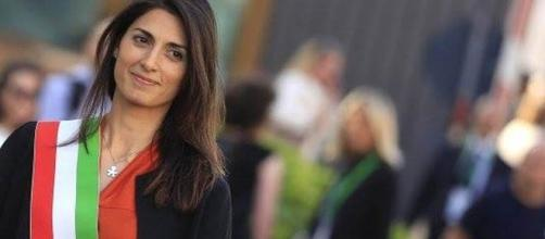 Virginia Raggi, sindaco di Roma (fonte: facebook.com/virginia.raggi.m5sroma)