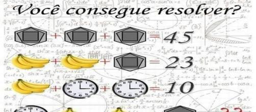Você deve resolver primeiro a multiplicação