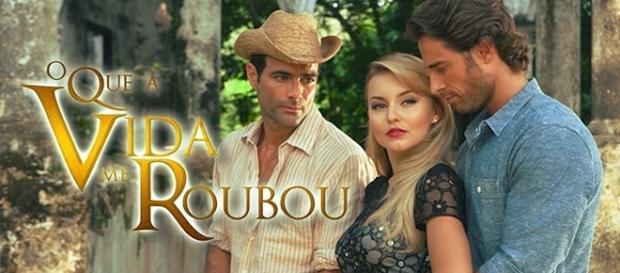 Abertura original da novela mexicana 'O Que A Vida Me Roubou'