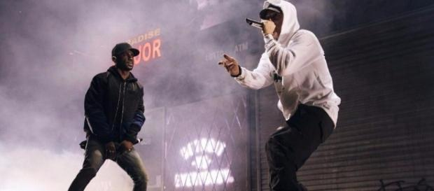 "Big Sean Reveals Eminem Feature On 'I Decided' Album Track ""No ... - fistintheair.com"