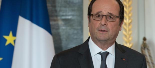 François Hollande en déplacement à Malte