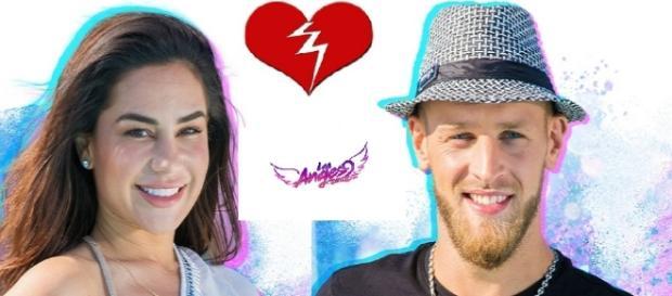 Milla et Jordans : déjà un premier faux couple dans Les Anges 9 ?