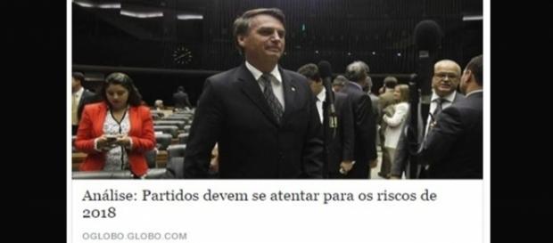 O parlamentar foi defendido por mais de mil comentários na postagem