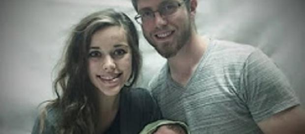Source: Youtube ET. Ben and Jessa Duggar Seewald welcome baby two