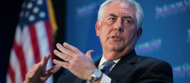 What We Know About Rex Tillerson, Trump's Pick For Secretary Of ... - wbur.org