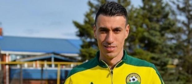 Zagueiro Xandão está atuando no futebol russo
