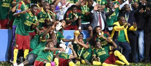 Camerún es 5 veces campeona de África. La Vanguardia.com.