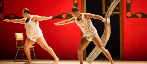 CENIZAS o Dame una razón para no desintegrarme | Dance from Spain - feced.org