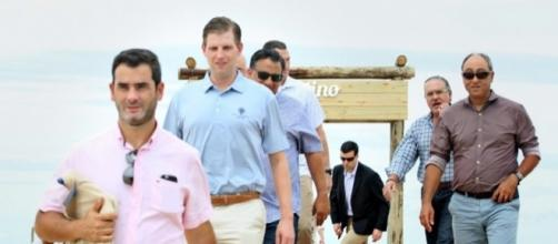 Eric Trump's business trip to Uruguay cost taxpayers $97,830 in ... - gazette.com