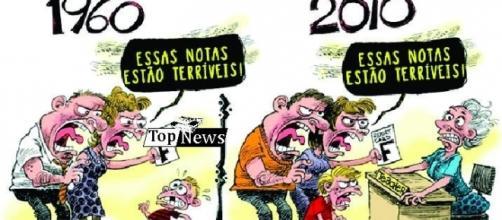 Ilustrações que provam que o mundo mudou!