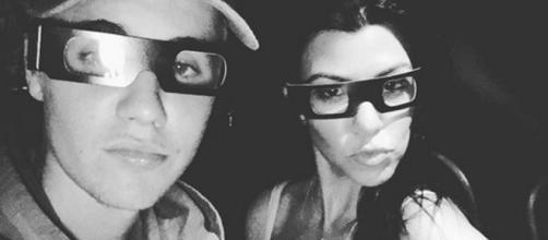 Kourtney Kardashian and Justin Bieber have been secretly hooking ... - mirror.co.uk
