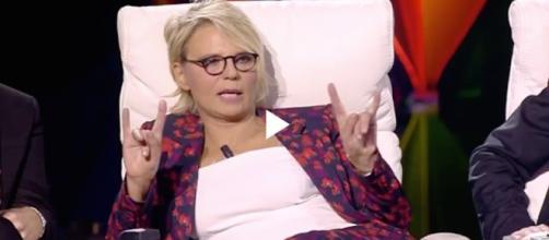 Maria De Filippi malata fa gli scongiuri per non dover saltare il Festival di Sanremo
