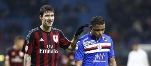 Probabili formazioni Milan-Sampdoria: le ultime sugli schieramenti