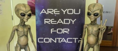 """""""Siete pronti per il contatto?"""""""