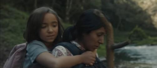 The ad will be released in two halves. (Credit to 84 Lumber's YouTube page)