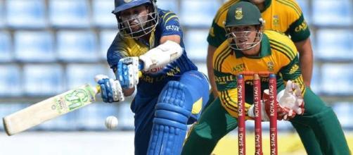 Tillakaratne Dilshan Scripts Sri Lanka's 87-Run Win Over South ... - ndtv.com