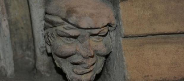 700-year-old gargoyle looks like Donald Trump (photo by Nottingham Post)