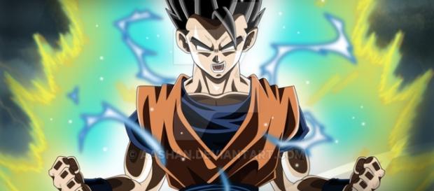 Dragon Ball Super: Gohan Súper Saiyajin Rage