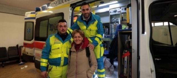 Ei sunt cei trei eroi italieni care au ales să îndeplinească ultima dorință a unei românce