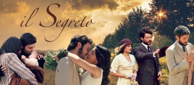 Il Segreto: Il Segreto: Puntata n. 1281 - Le nozze di Sol, Lucas