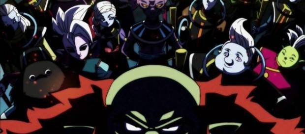 Imagen oficial de los dioses de la destrucción.