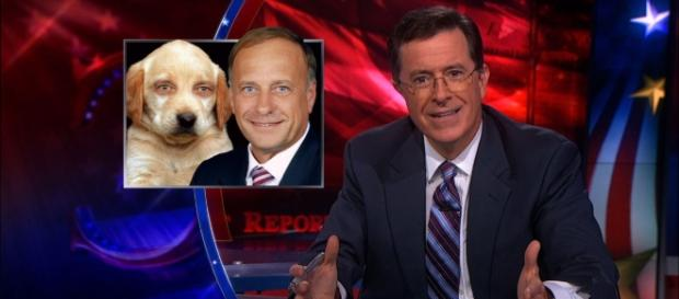 Steve King's Dogfighting Defense-The Colbert Report - Video Clip ... - cc.com