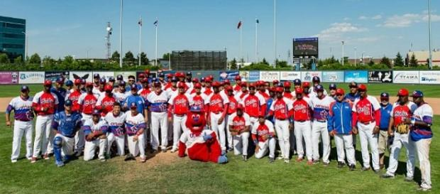 The Cuban National Team returns to play the Ottawa Champions from June 16-18. Photo courtesy Ottawa Champions